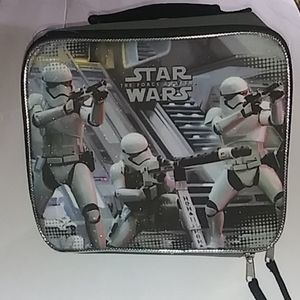 Star Wars Storm Troopers Soft Insulated lunch box
